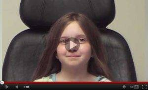 SP discusses how vision therapy helped her strabismus